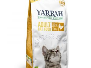 Yarrah Organic with Chicken Dry Cat Food