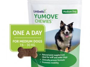 Yumove Chewies One a Day Dog Joint Supplement Medium Dogs - 30 Chews