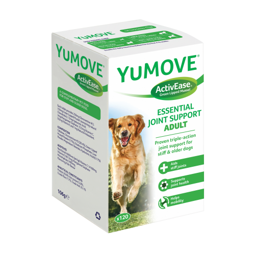 Yumove Joint Support Dog Tablets 120 Tablets