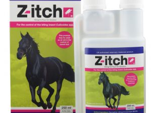 Z-Itch Pour on Solution for Horses 250ml